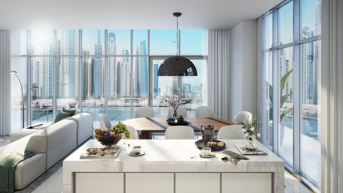 New developements for sale in sunrise bay towers 1 & 2, emaar beachfront - 7