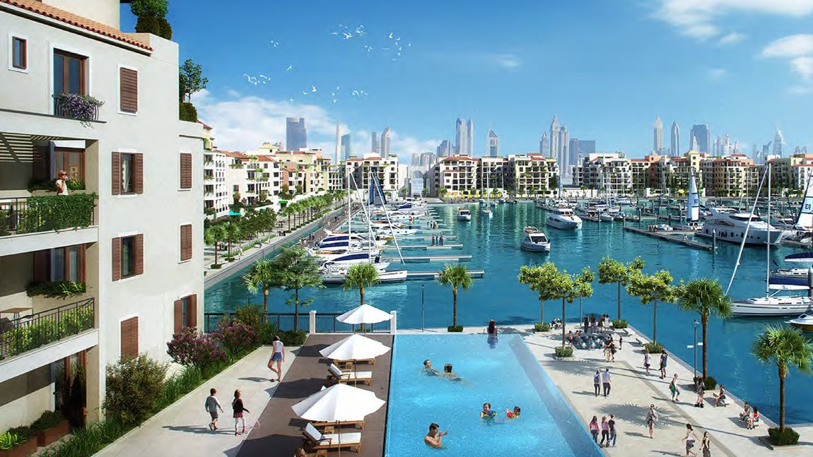 New developements for sale in port de la mer by meraas, jumeirah - 2