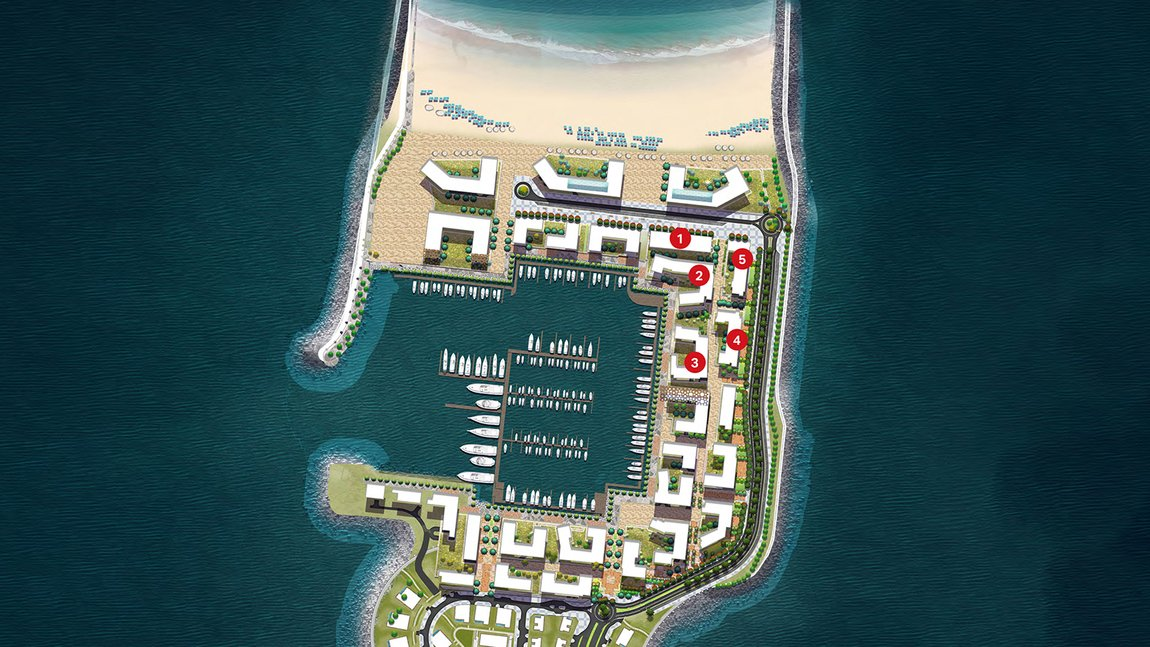 New developements for sale in port de la mer by meraas, jumeirah - 4