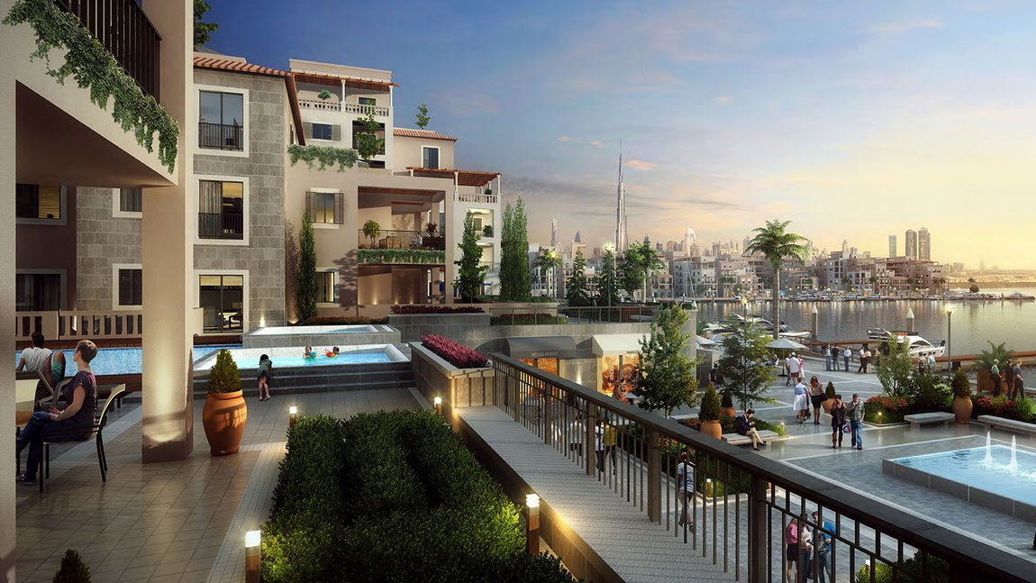 New developements for sale in port de la mer by meraas, jumeirah - 6