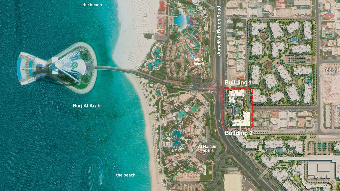 New developements for sale in madinat jumeirah living - 3