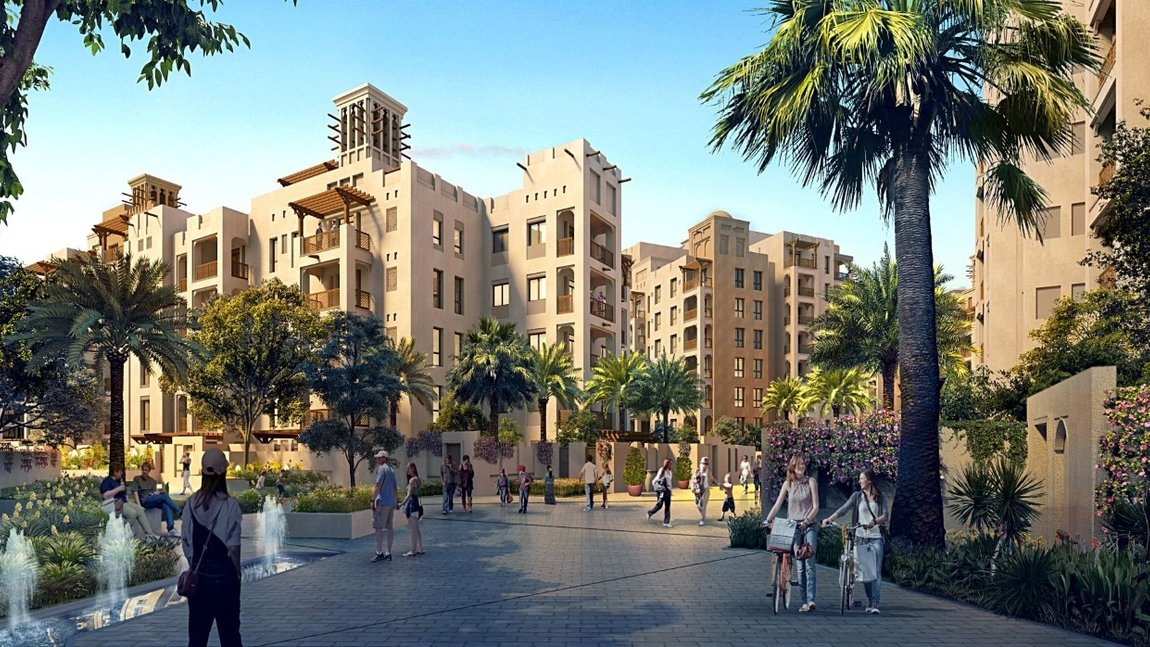 New developements for sale in madinat jumeirah living - 4