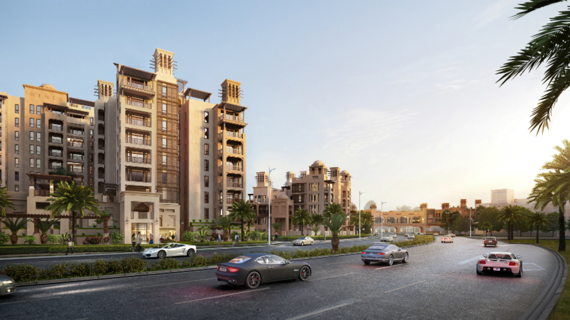 New developements for sale in madinat jumeirah living - 9