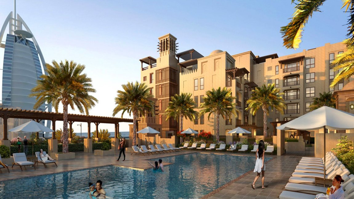 New developements for sale in madinat jumeirah living - 2
