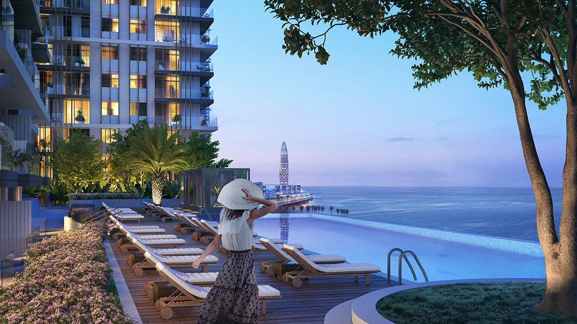 New developements for sale in beach isle at emaar beachfront - 6