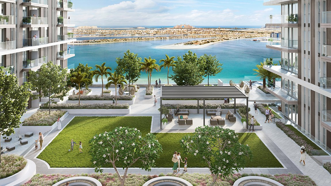 New developements for sale in beach isle at emaar beachfront - 3