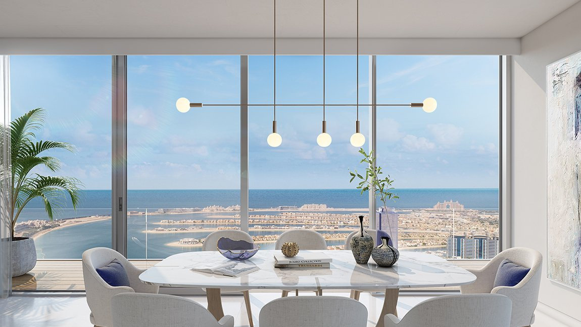New developements for sale in beach isle at emaar beachfront - 13