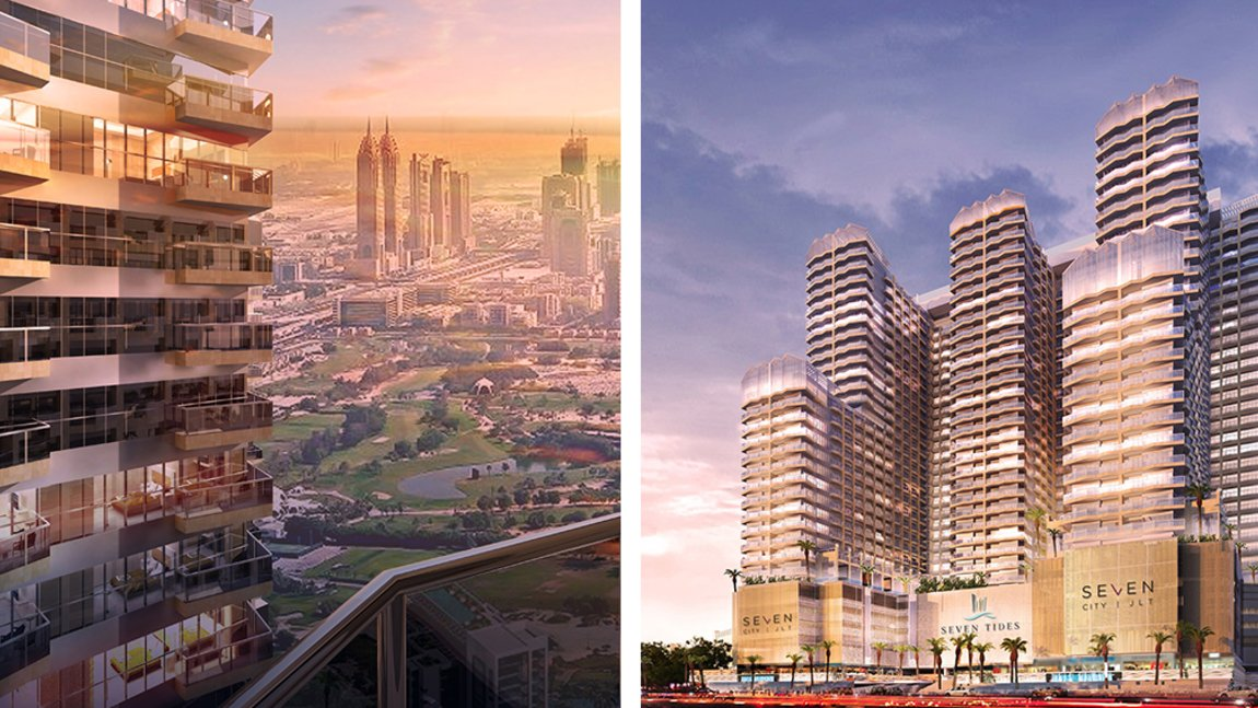 New developements for sale in seven city jlt - 3