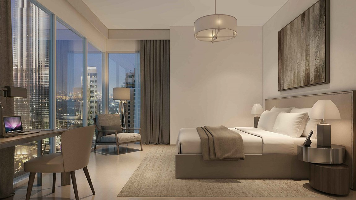 New developements for sale in act one act two by emaar - 4