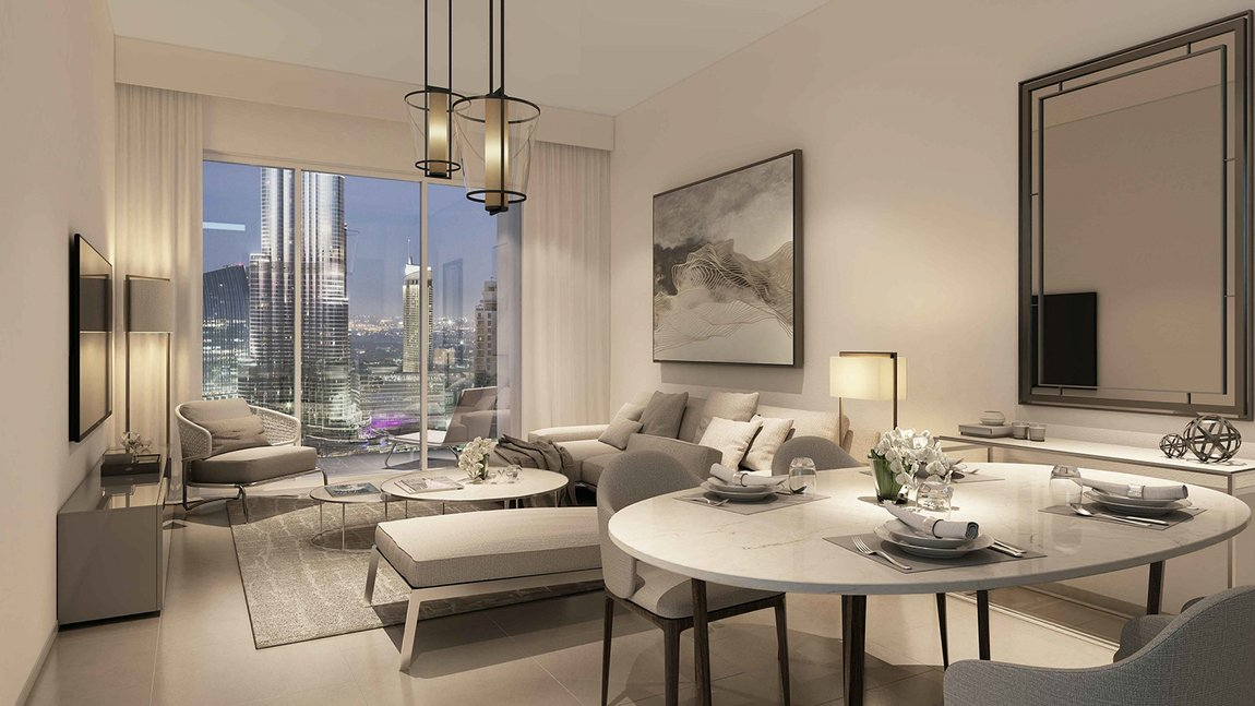 New developements for sale in act one act two by emaar - 5