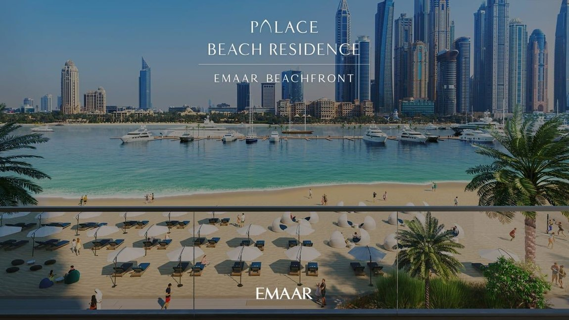 New developements for sale in palace residence by emaar - 2