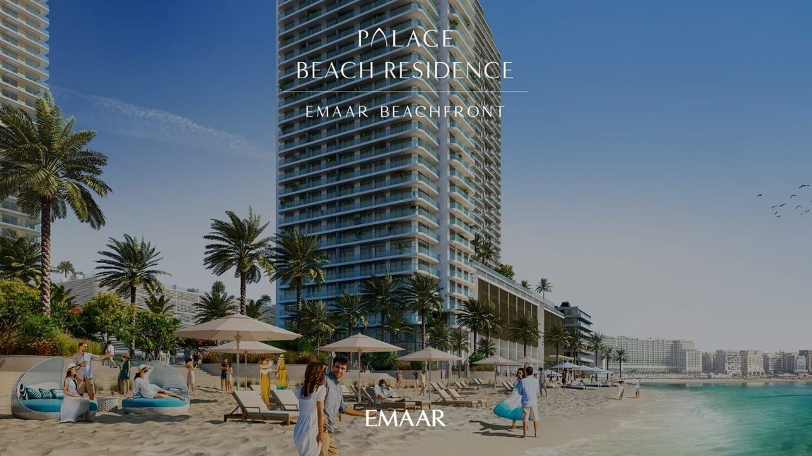 New developements for sale in palace residence by emaar - 4