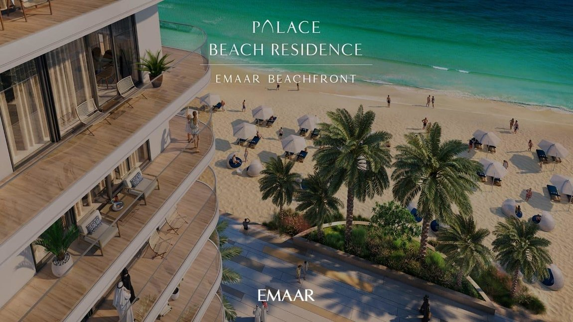 New developements for sale in palace residence by emaar - 5