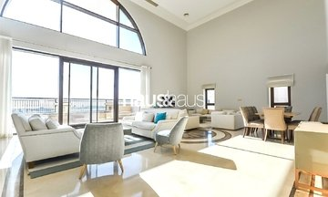property leasing Palm Jumeirah,