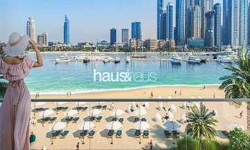 property sales Dubai Harbour