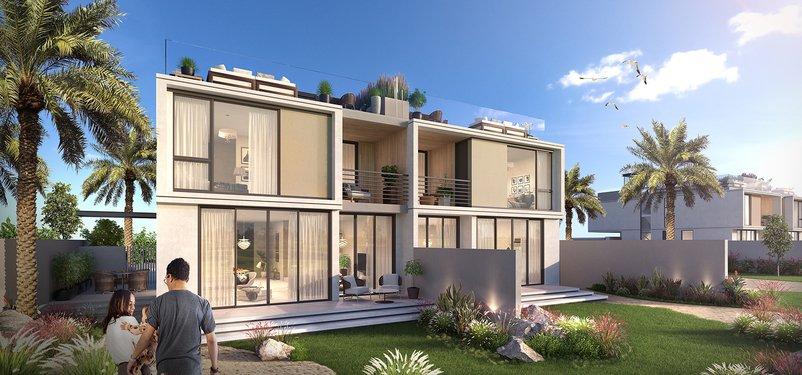 New Homes Club Villas, Dubai Hills Estate