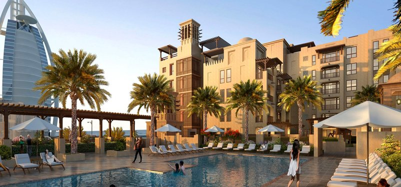 New Homes Madinat Jumeirah Living