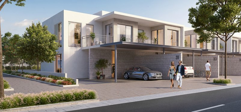 New Homes Camelia Townhouses, Arabian Ranches 2