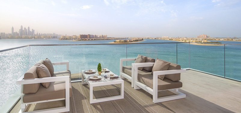 New Homes Serenia Residences, Palm Jumeirah