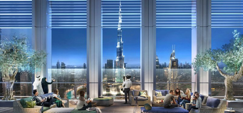 New Homes Burj Royale, Downtown Dubai