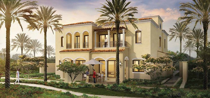 New Homes Casa Dora at Serena, 4% DLD fee waiver