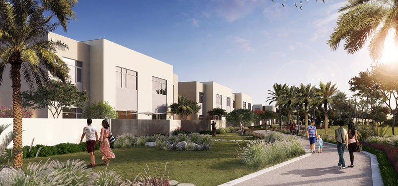 New Homes Urbana III at Emaar South