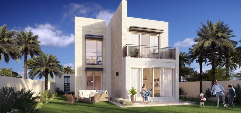New Homes Golf Links at Emaar South