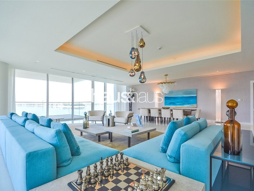 4 bedroom Apartment for sale in Serenia Residences North - view - 4