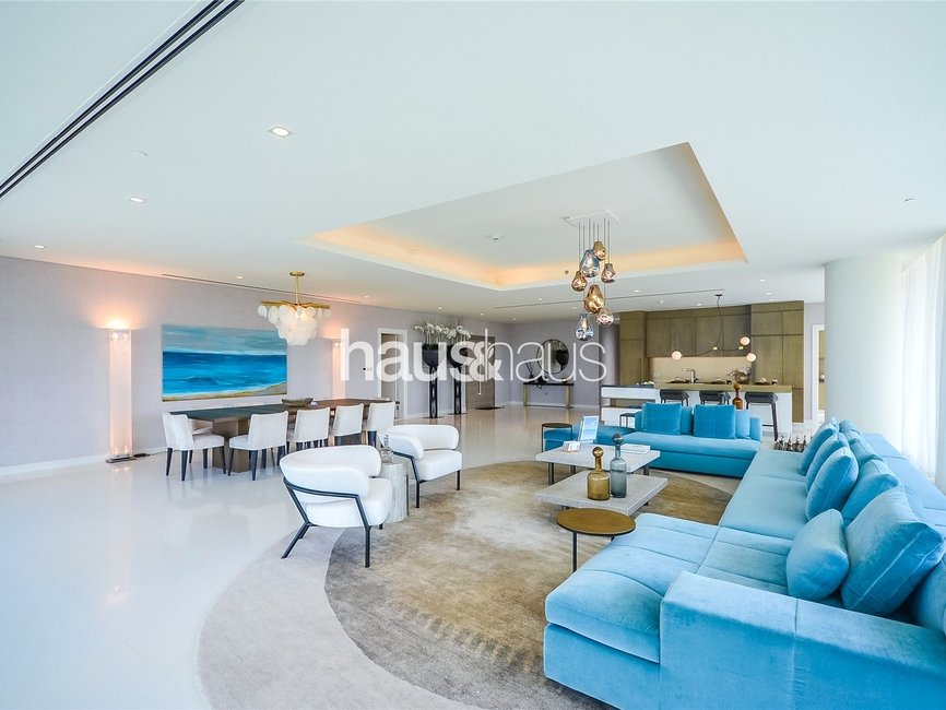 4 bedroom Apartment for sale in Serenia Residences North - view - 8