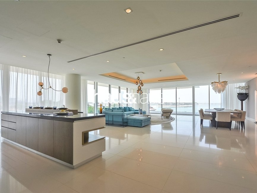 4 bedroom Apartment for sale in Serenia Residences North - view - 21