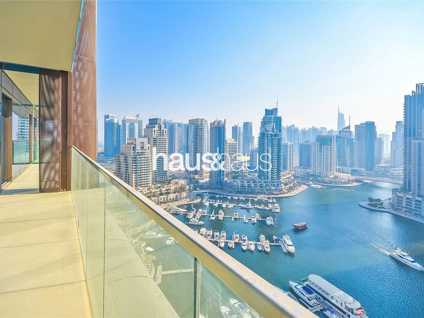 3 bedroom Apartment for rent in Marina Gate 2 - view - 2