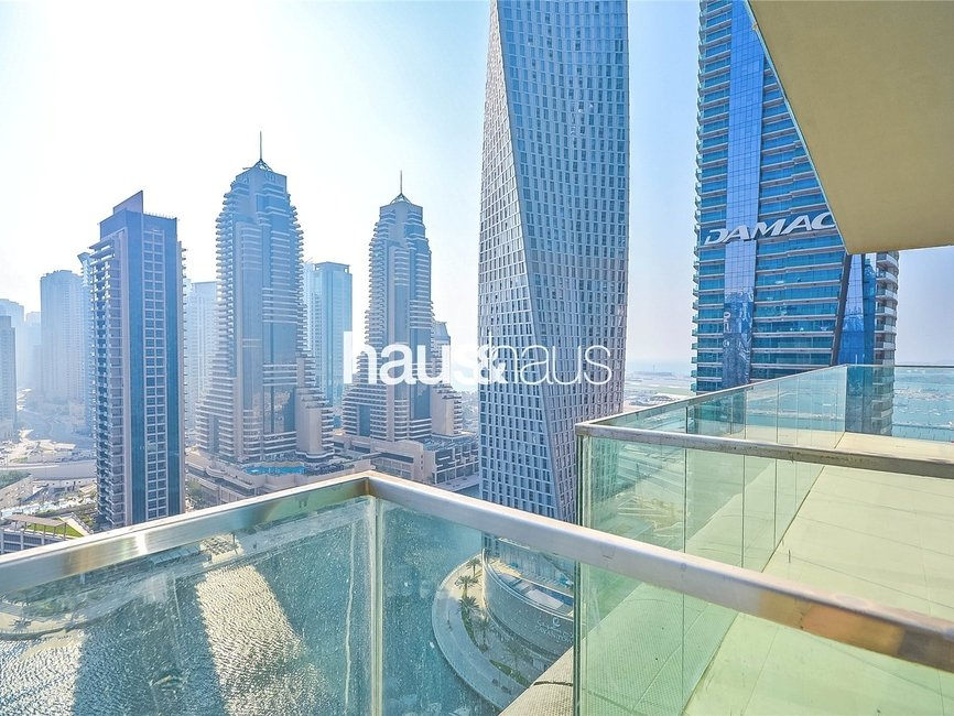 3 bedroom Apartment for rent in Marina Gate 2 - view - 3
