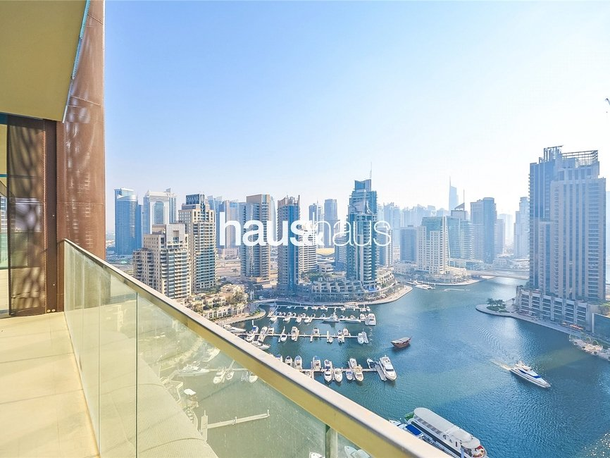 3 bedroom Apartment for rent in Marina Gate 2 - view - 12