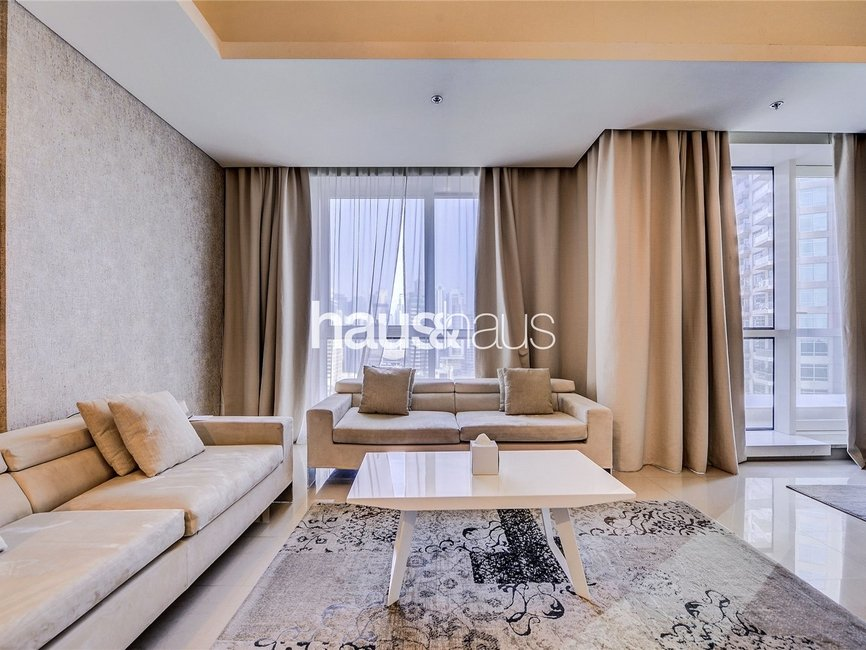 2 bedroom Apartment for rent in Barcelo Residences - view - 5