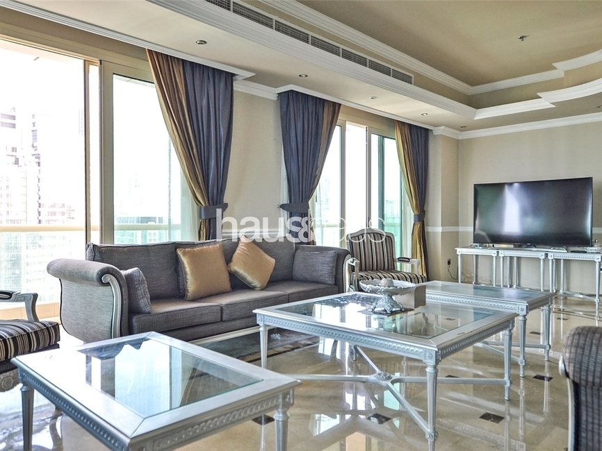 4 bedroom Apartment for rent in The Royal Oceanic - view - 3