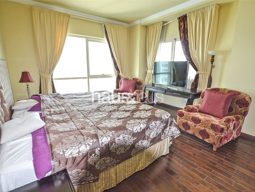 4 bedroom Apartment for rent in The Royal Oceanic - view - 16