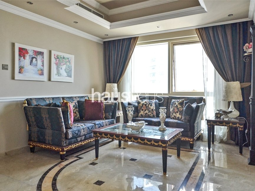 4 bedroom Apartment for rent in The Royal Oceanic - view - 11