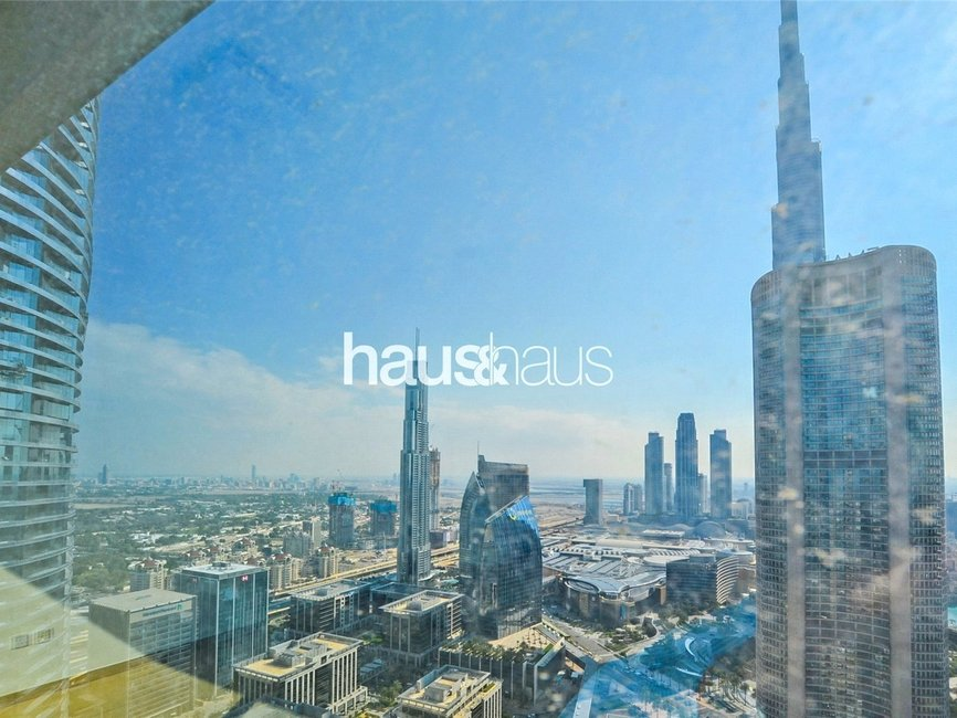 2 bedroom Apartment for rent in 48 Burj Gate - view - 3
