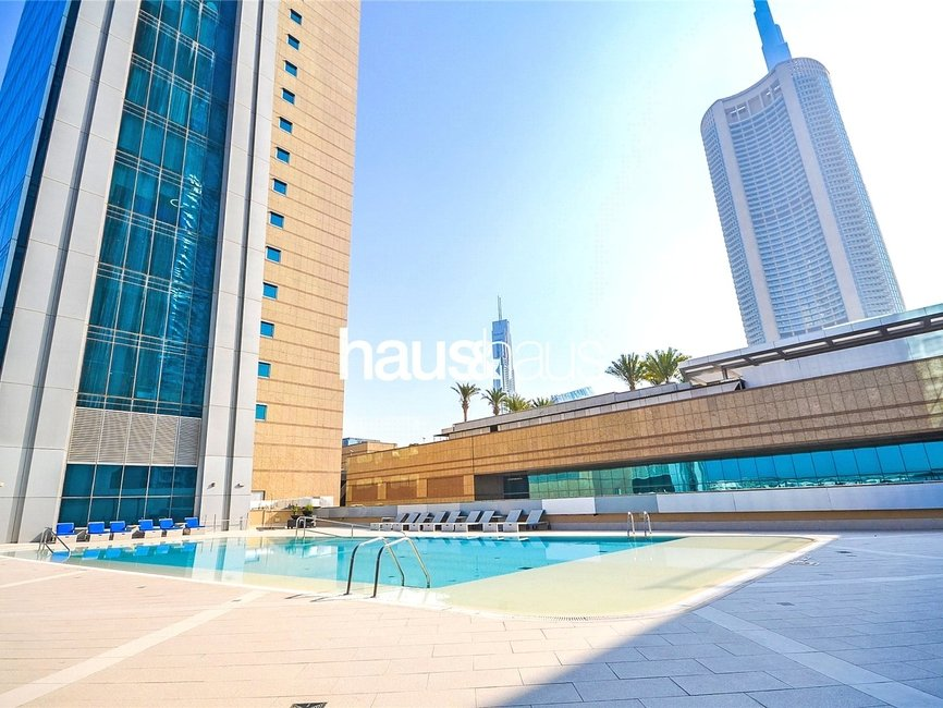 2 bedroom Apartment for rent in 48 Burj Gate - view - 6