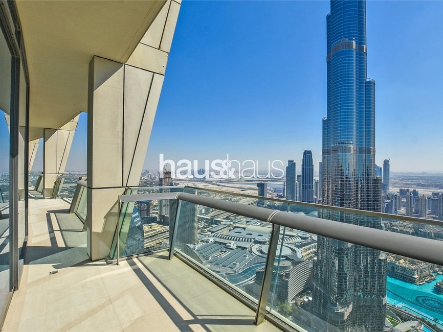 4 bedroom Apartment for rent in Burj Vista 1 - view - 2