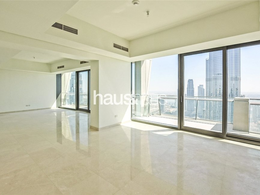 4 bedroom Apartment for rent in Burj Vista 1 - view - 1