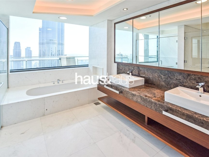 4 bedroom Apartment for rent in Burj Vista 1 - view - 6