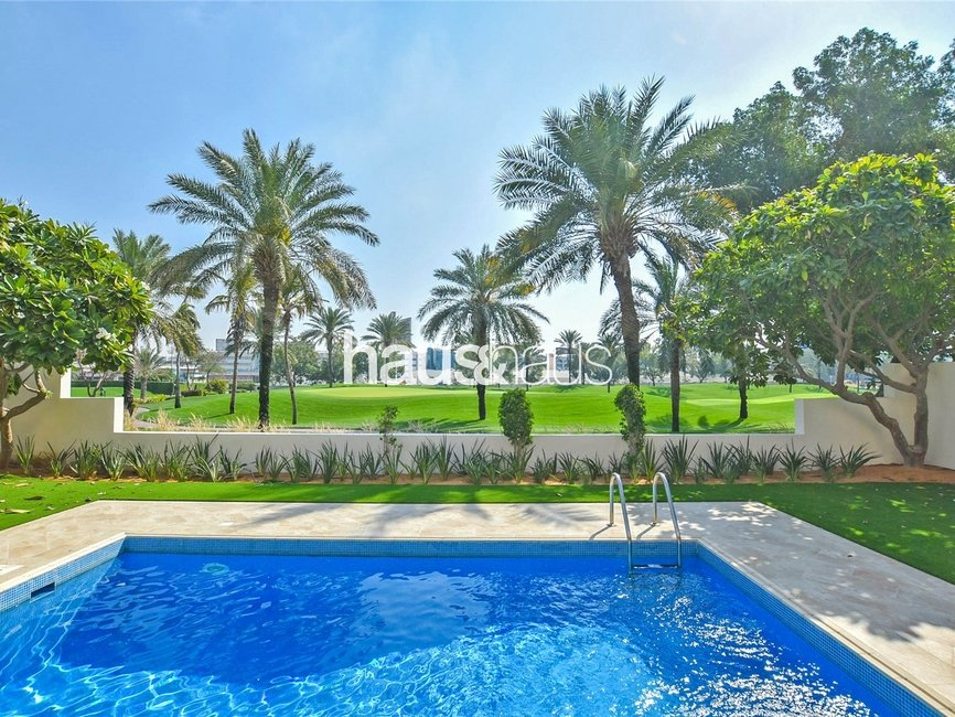 4 bedroom Villa for rent in Golf Course View Villas - view - 1