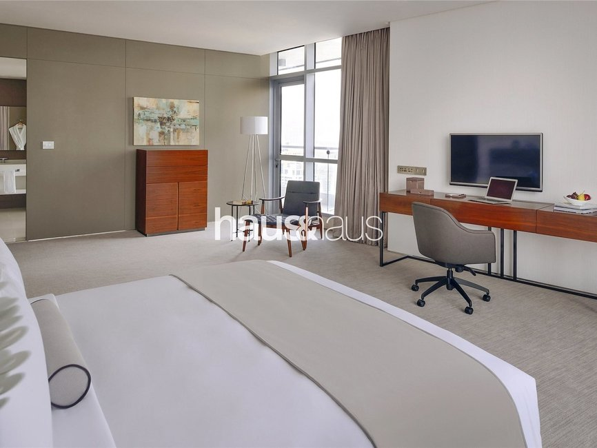 4 bedroom Apartment for rent in InterContinental Dubai Marina - view - 7