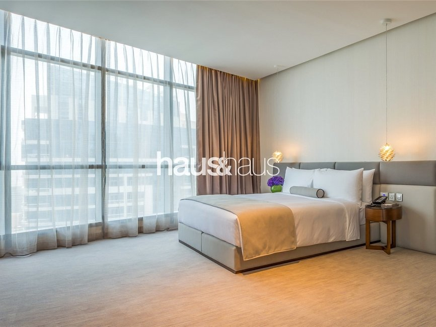 4 bedroom Apartment for rent in InterContinental Dubai Marina - view - 10