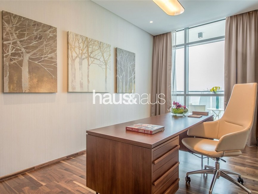 4 bedroom Apartment for rent in InterContinental Dubai Marina - view - 8