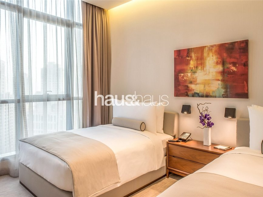 4 bedroom Apartment for rent in InterContinental Dubai Marina - view - 14