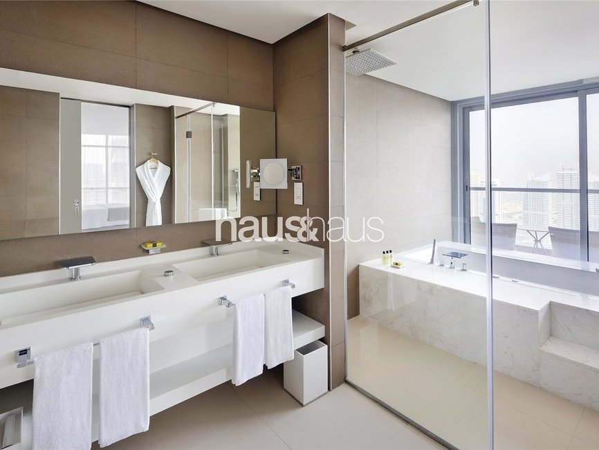 4 bedroom Apartment for rent in InterContinental Dubai Marina - view - 3