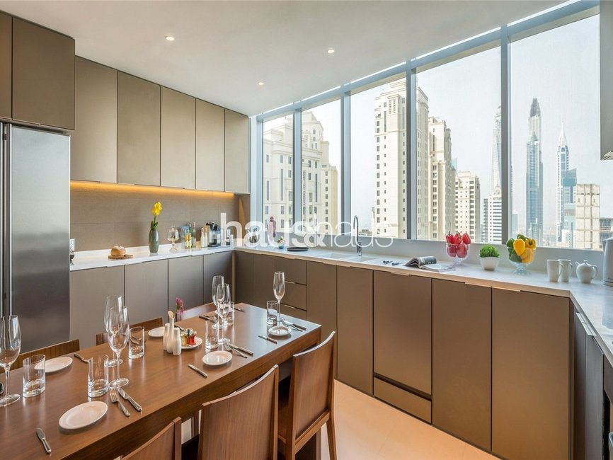 4 bedroom Apartment for rent in InterContinental Dubai Marina - view - 4