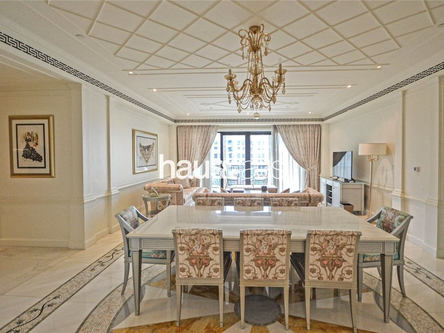 3 bedroom Apartment for rent in Palazzo Versace - view - 3